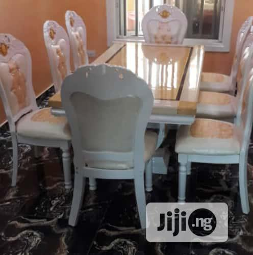 8-Seater Royal Dining Table
