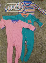 3pk Baby Sleepsuit/ Overall | Clothing for sale in Lagos State, Ikeja