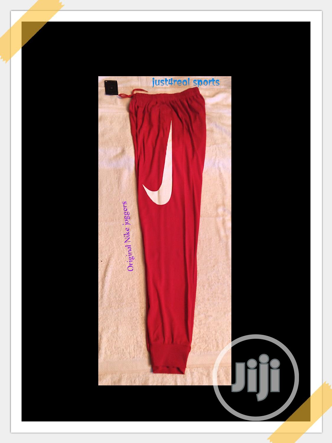 Original Nike Joggers | Clothing for sale in Surulere, Lagos State, Nigeria