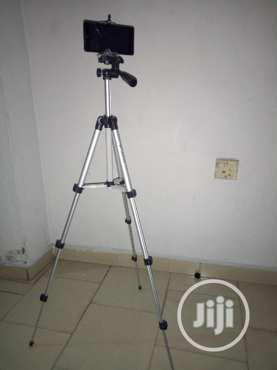 Mobile Phone Tripod | Accessories & Supplies for Electronics for sale in Port-Harcourt, Rivers State, Nigeria