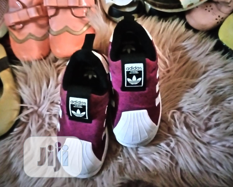 Archive: Children Unisex Addidas Sneakers