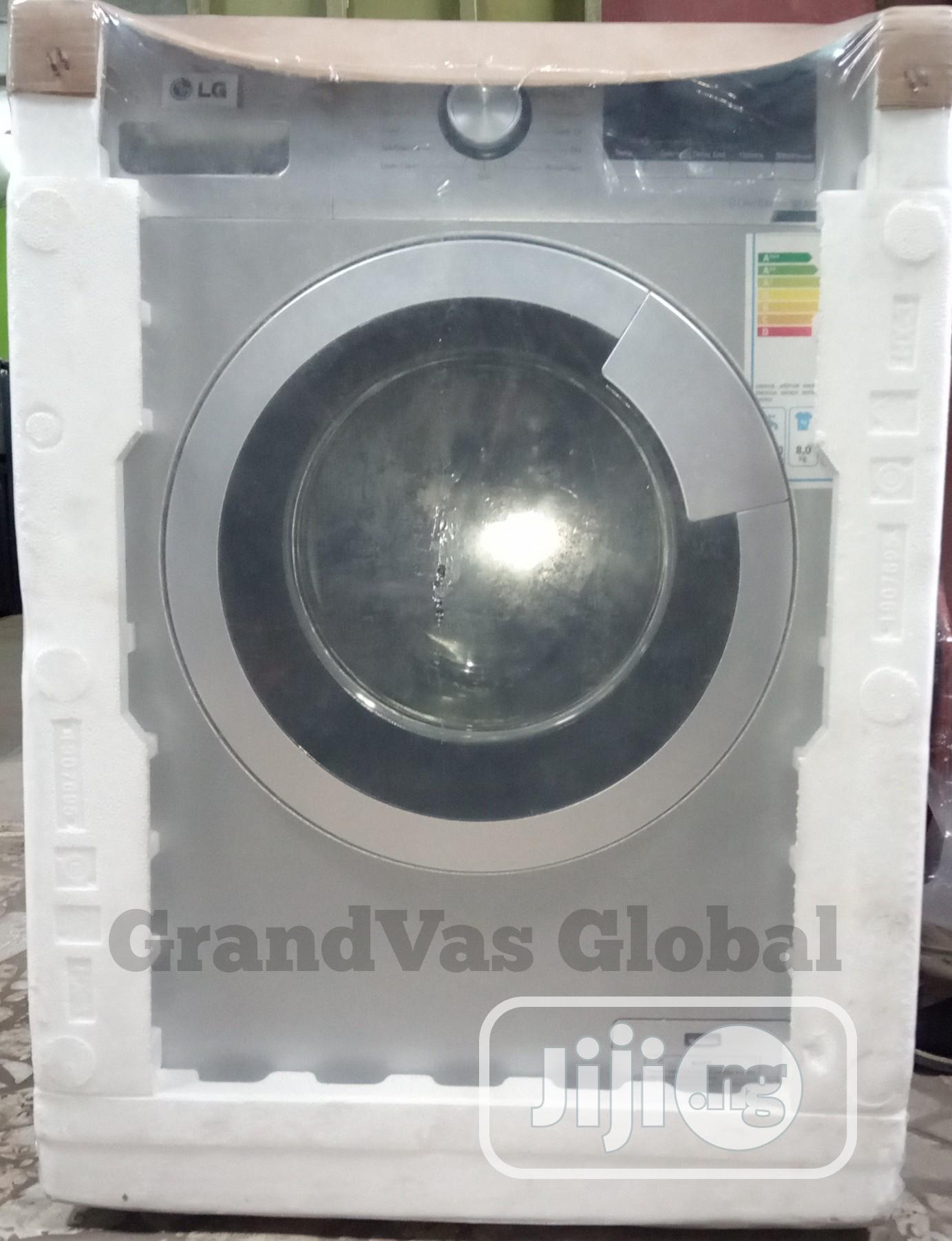 LG Washing Machine Front Loader - Automatic