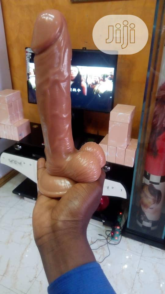 Dildos , Sex Toys - A Vibrator And Sweet NUDE Colour Penis | Sexual Wellness for sale in Yaba, Lagos State, Nigeria