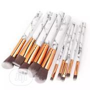 10pcs Make Up Brush   Makeup for sale in Lagos State, Ikeja