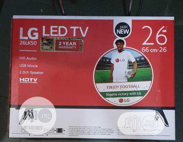 Brand New LG 26inch Led Full TV 26LK50