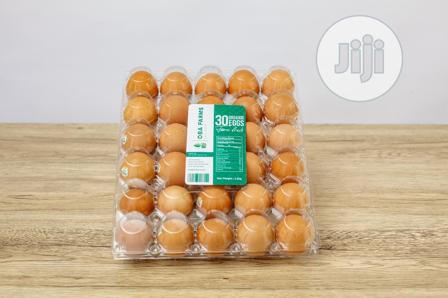 30 Eggs In Crate - Small