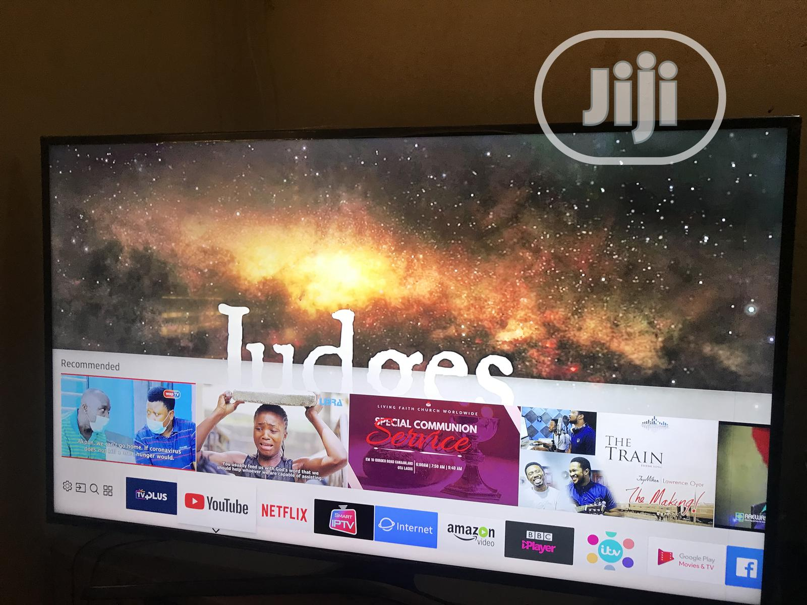 51 Inch Samsung 4K UHD Smart TV | TV & DVD Equipment for sale in Gwarinpa, Abuja (FCT) State, Nigeria