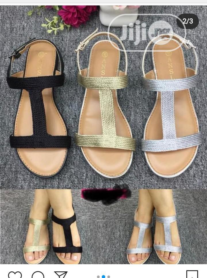 Ladies Quality Sandals