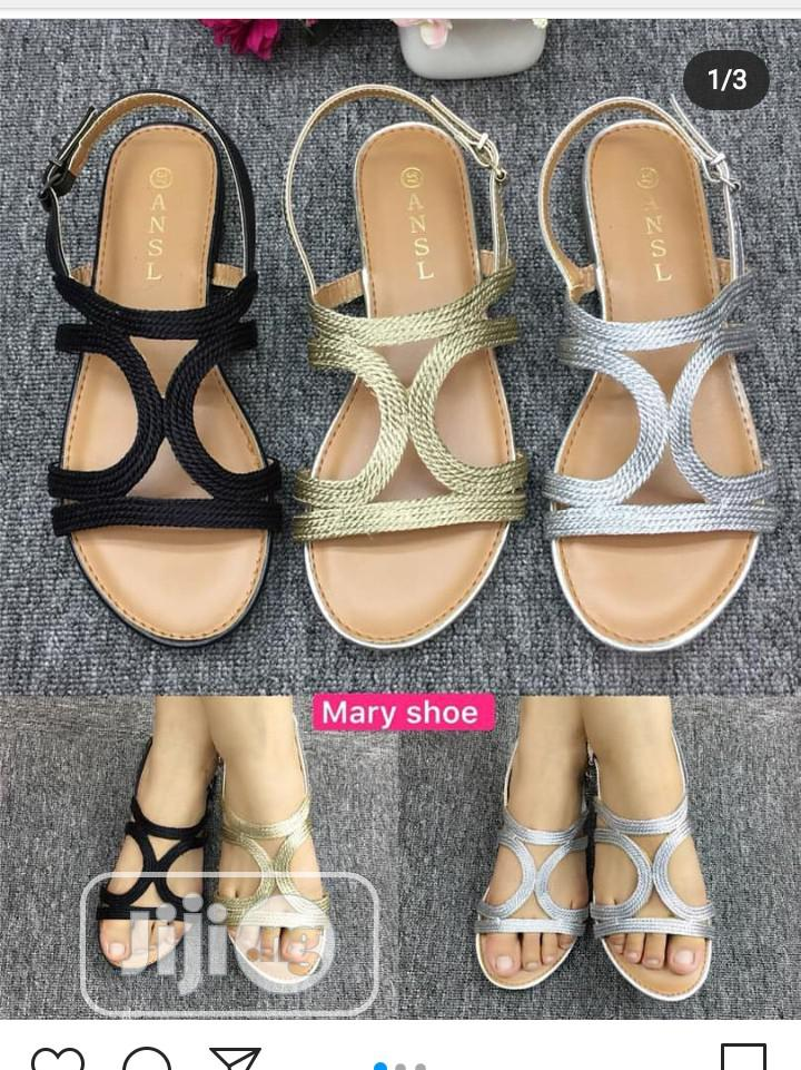 Ladies Quality Sandals | Shoes for sale in Ikeja, Lagos State, Nigeria