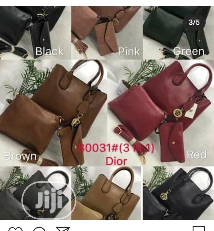 Female Quality Genuine Leather Handbags