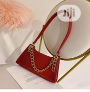 Beautiful Classic Red Black Handbag | Bags for sale in Delta State, Warri