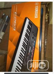 Yamaha Keyboard PSR- 263 With Original Adaptor . | Musical Instruments & Gear for sale in Lagos State, Ojo