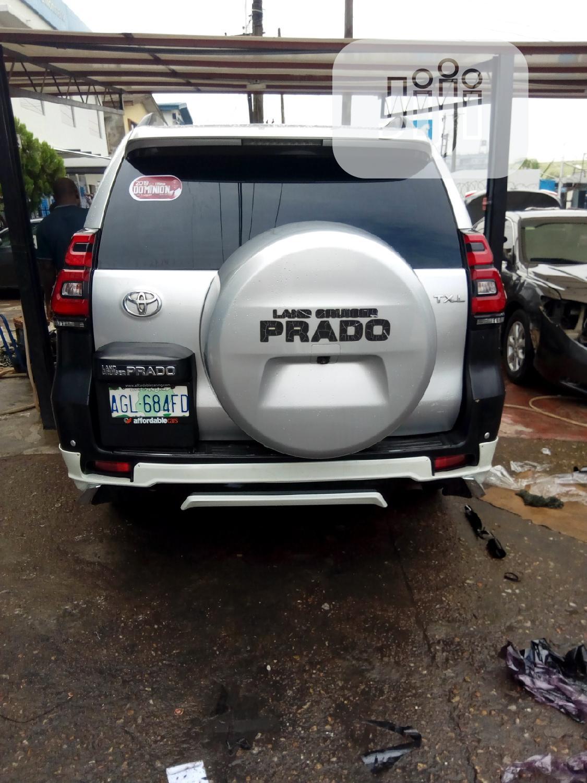 Upgrade Your Toyota Prado 2010 to 2018 Model