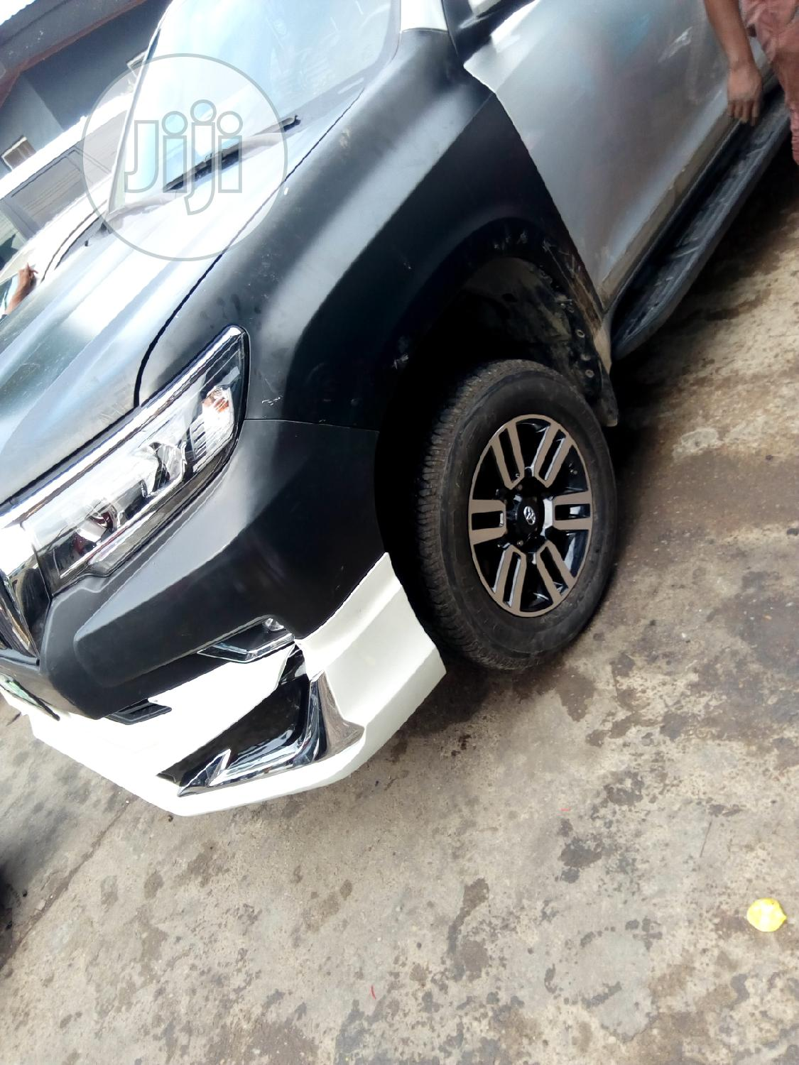 Upgrade Your Toyota Prado 2010 to 2018 Model | Vehicle Parts & Accessories for sale in Mushin, Lagos State, Nigeria