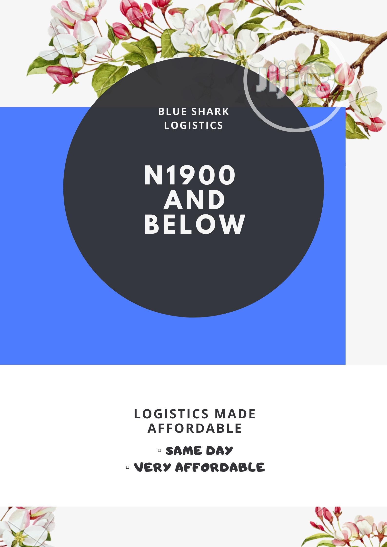 Delivery Service Within Lagos | Logistics Services for sale in Ikeja, Lagos State, Nigeria