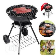 Portable Red Charcoal Barbecue Grill   Kitchen Appliances for sale in Lagos State, Alimosho