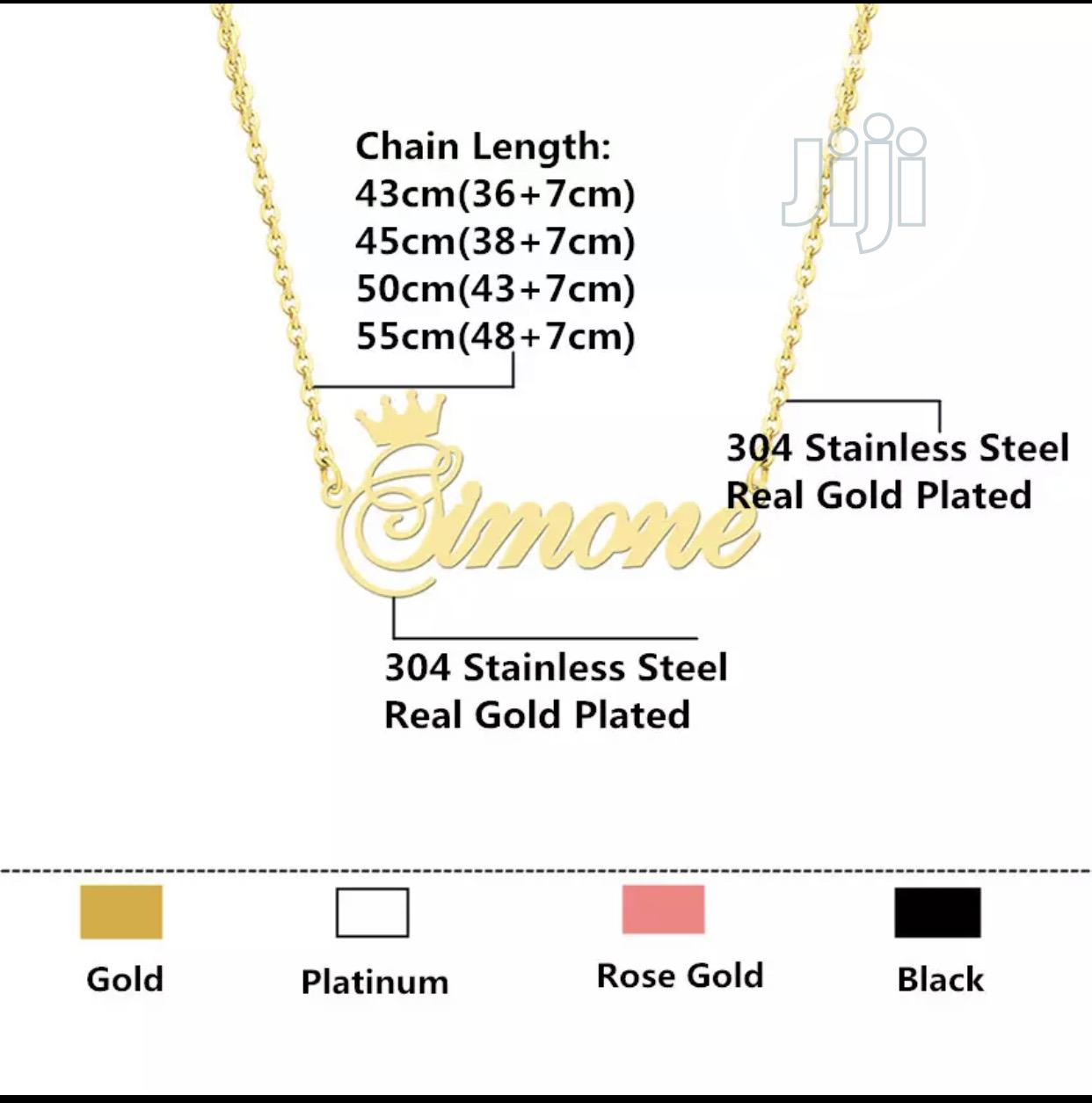 Archive: Personalized Letters For Women Necklace Jewelry
