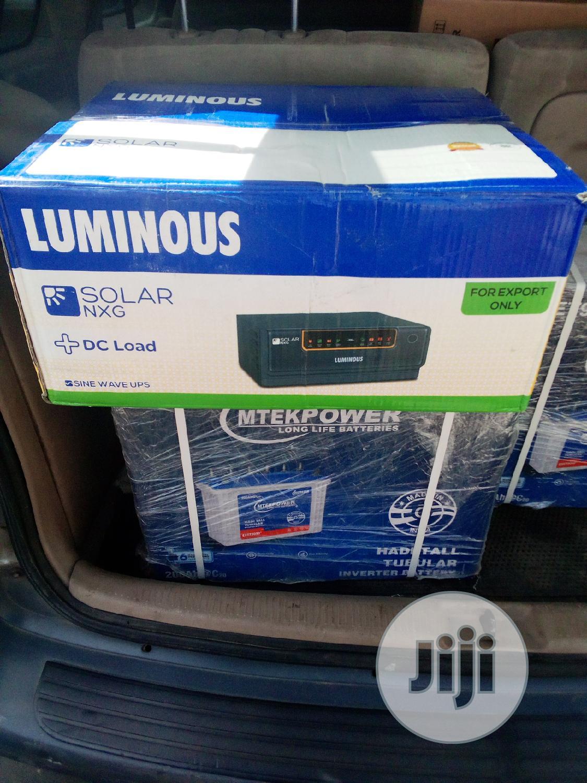 1.5kva Inverter Luminous Solar Hybrid