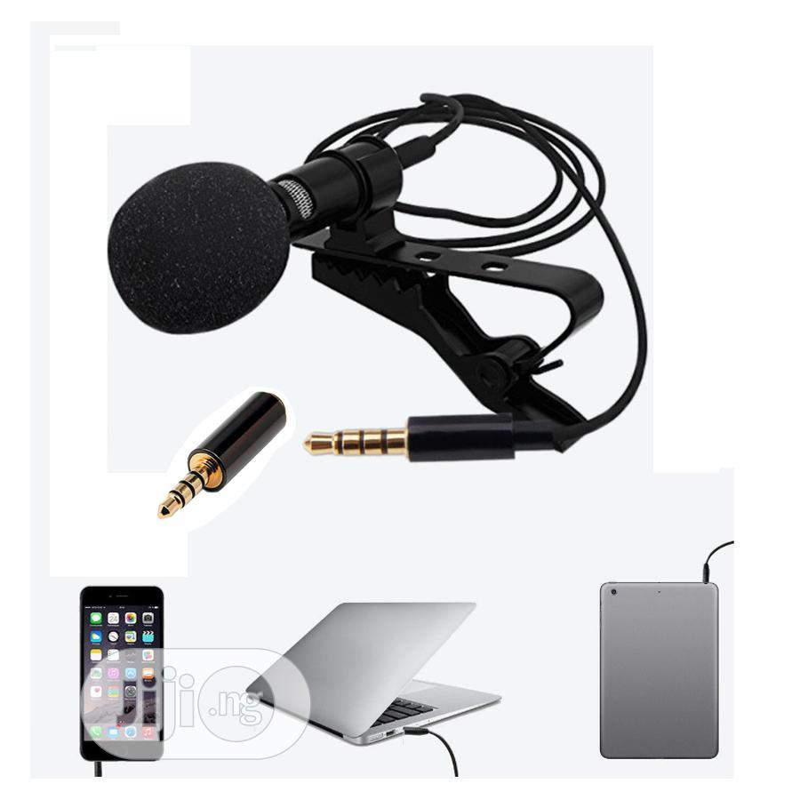 Mobile Phone Microphone   Audio & Music Equipment for sale in Ikeja, Lagos State, Nigeria