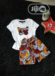Kiddies Ankara T Shirt | Clothing for sale in Lagos State, Lekki Phase 1
