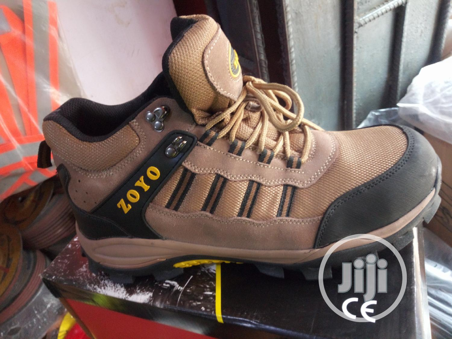 Zoyo Safety Boot | Safety Equipment for sale in Lagos Island, Lagos State, Nigeria