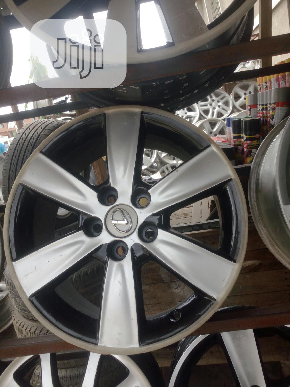17 Rim for Lexus