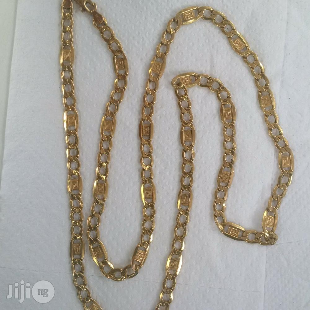 ITALY 750 Solid 18krt Gold With Sea Horse Pendant | Jewelry for sale in Lagos State, Nigeria