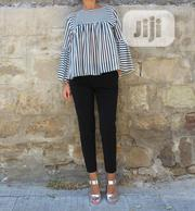 Black And White Stripes Top | Clothing for sale in Lagos State, Lagos Island