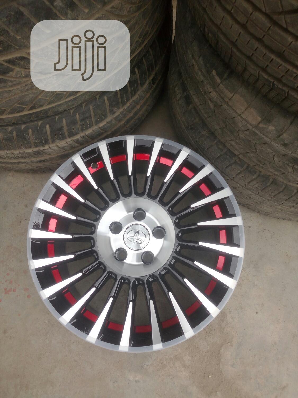 16 Rim for Toyota Corolla Carmy