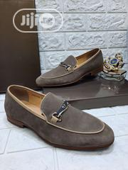Suede Leather Shoes Gucci Brand | Shoes for sale in Lagos State, Lagos Island