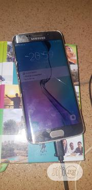 Samsung Galaxy S6 edge 128 GB Silver | Mobile Phones for sale in Abuja (FCT) State, Jikwoyi