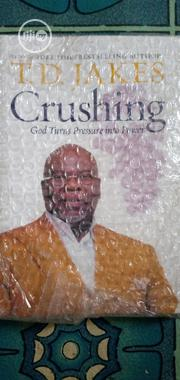 T.D. Jakes Crushing | Books & Games for sale in Lagos State, Mushin