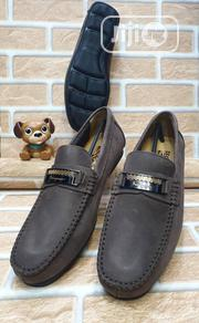 Suede Loafers Flat Shoes Ferragamo Brand | Shoes for sale in Lagos State, Lagos Island