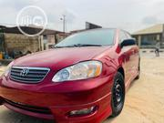 Toyota Corolla 1.8 VVTL-i TS 2007 Red | Cars for sale in Lagos State, Ikeja