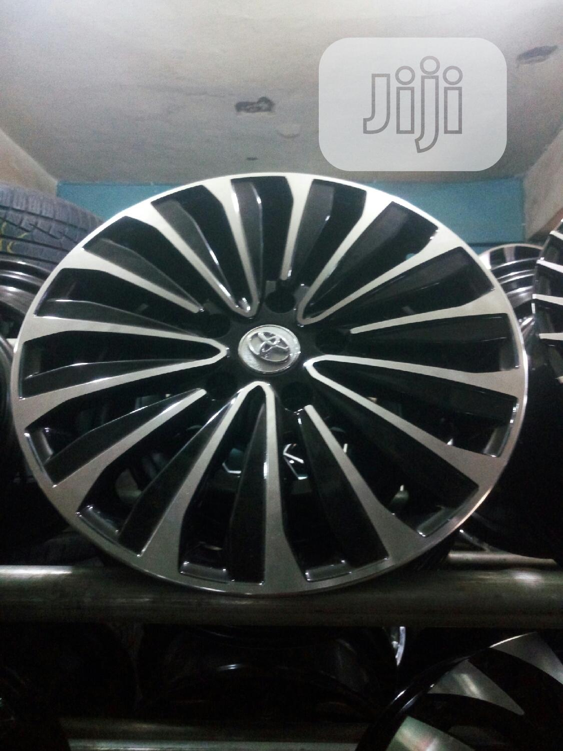 17 Rim for Toyota Lexus
