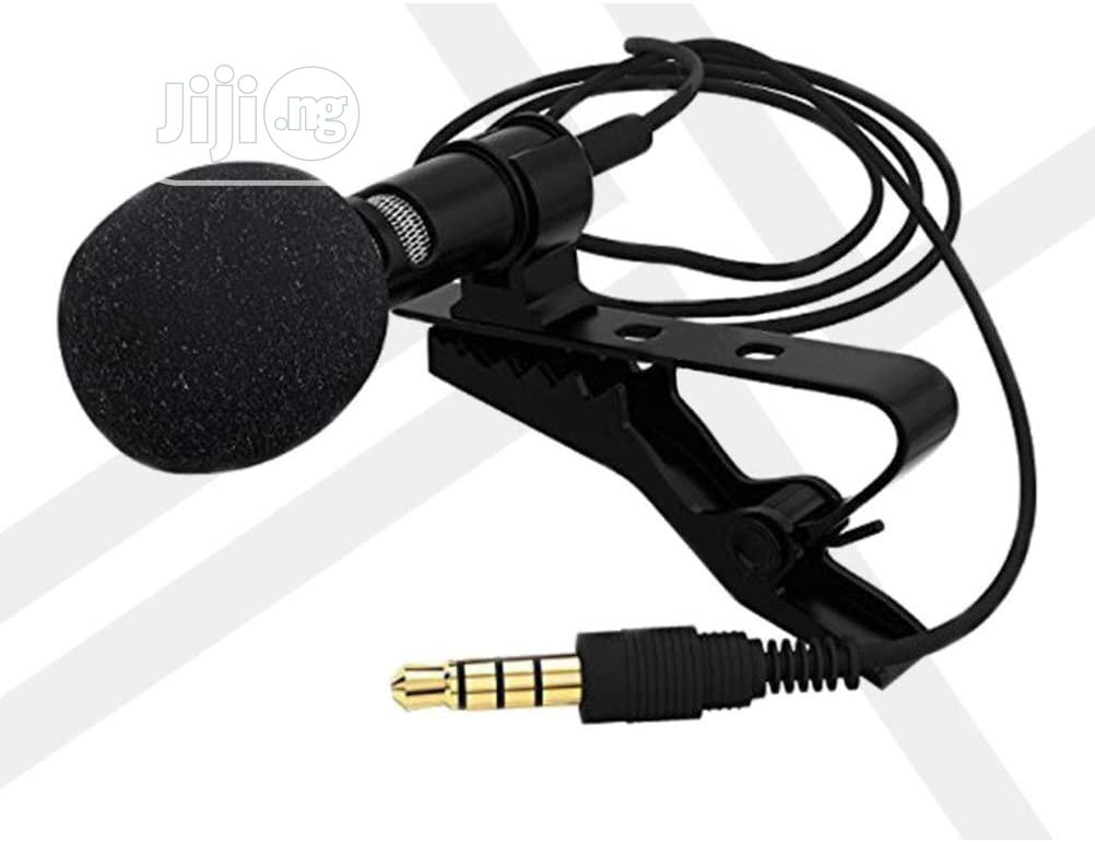 Portable Mini Phone Mic | Accessories for Mobile Phones & Tablets for sale in Ikeja, Lagos State, Nigeria