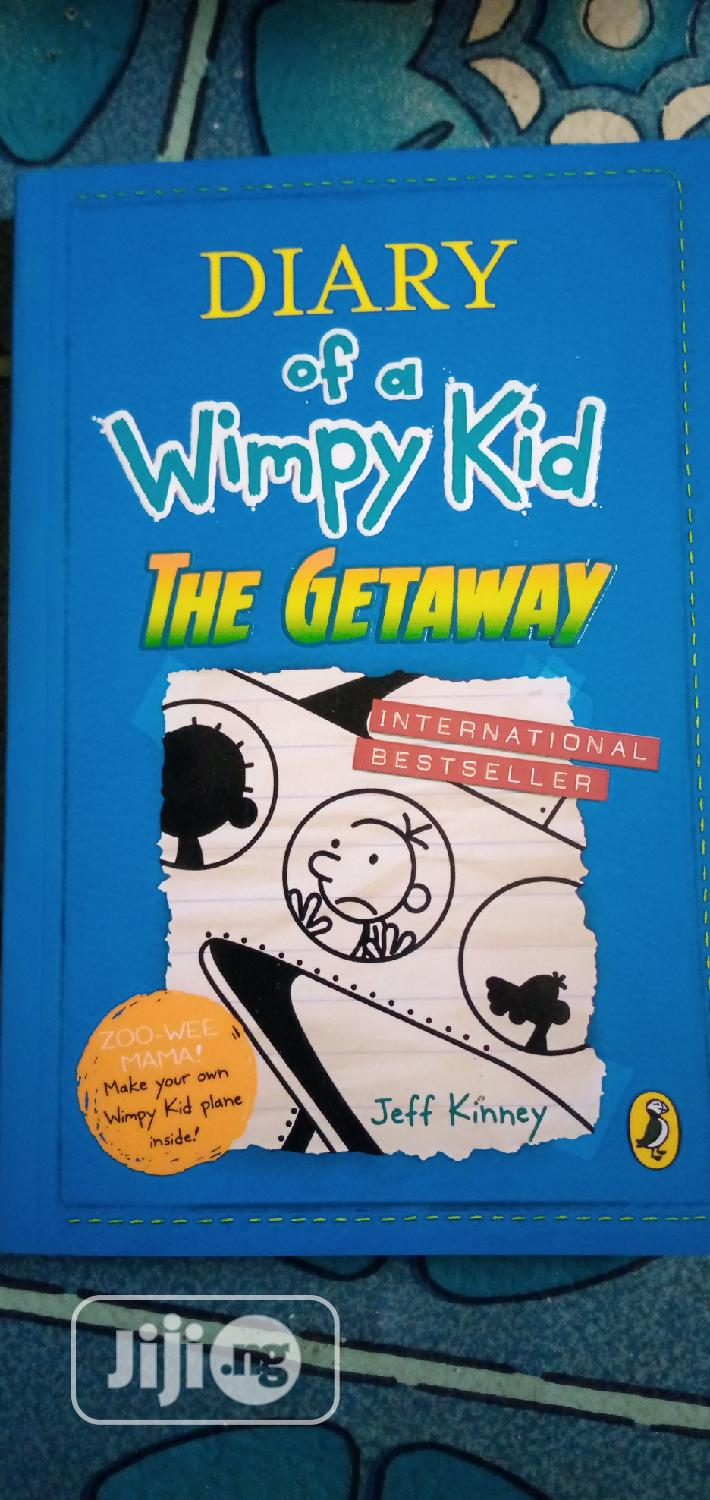 Archive: Diary Of A Wimpy Kid, The Get Away
