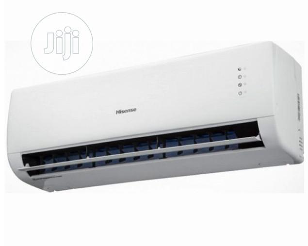Hisense 1hp Split Air Conditioner (SPL 1HP - Copper)