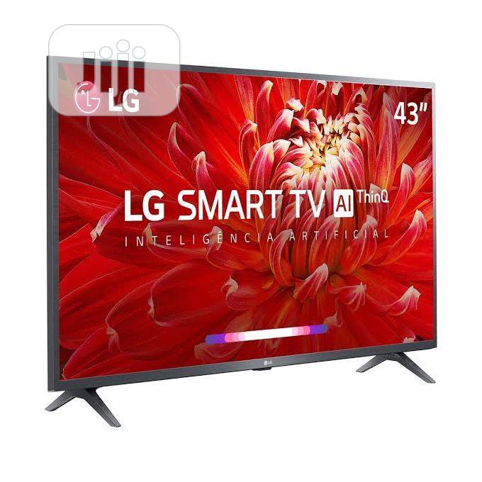 """LG 43 """"Smart Satellite Full Hdtv- 43lm6300 New Model"""