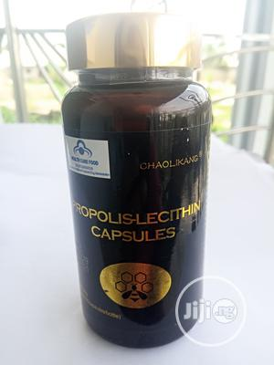With Propolis Lecithin Capsules You Can Treat Infections Permanently | Vitamins & Supplements for sale in Abuja (FCT) State, Lokogoma
