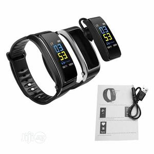 Y3 Waterproof Bluetooth Smart Bracelet Fitness Tracker 0.96 TFT Screen | Smart Watches & Trackers for sale in Lagos State, Ikeja