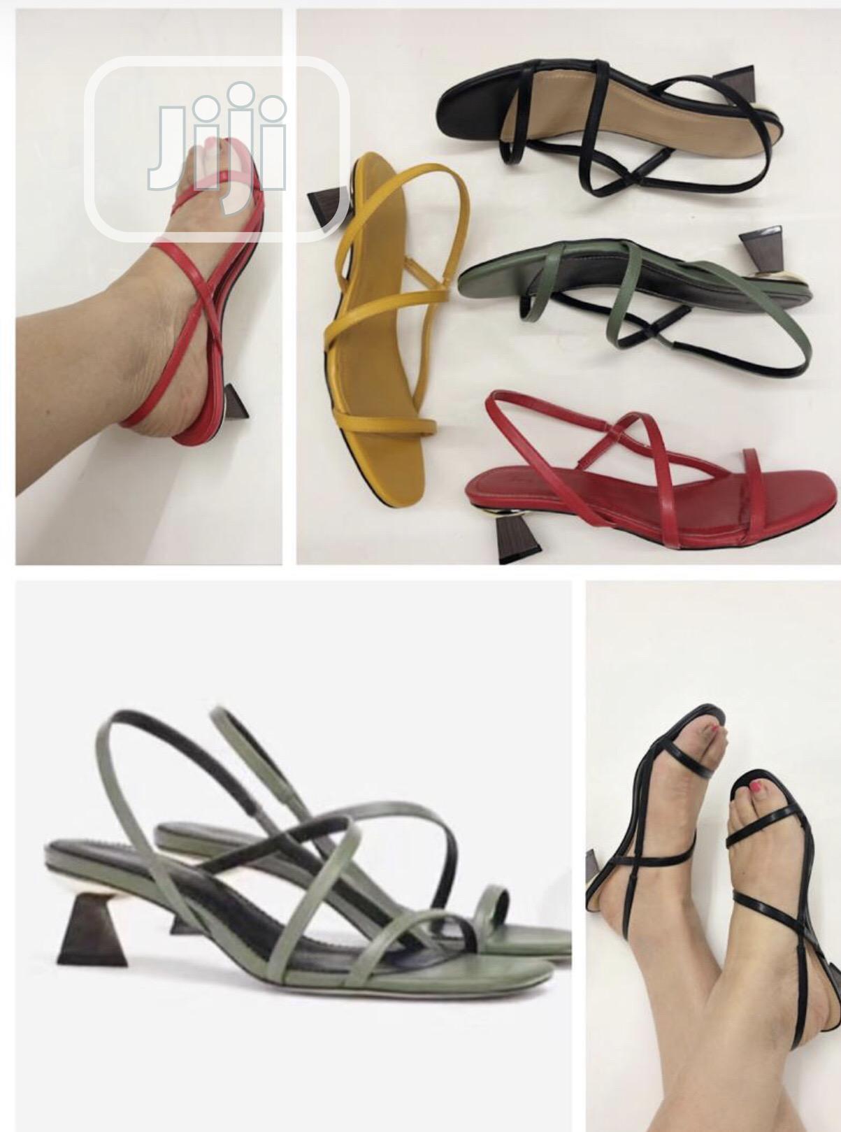 Beautiful High Quality Ladies Classic Sandals