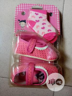 New Born Shoe And Socks | Children's Shoes for sale in Lagos State, Apapa