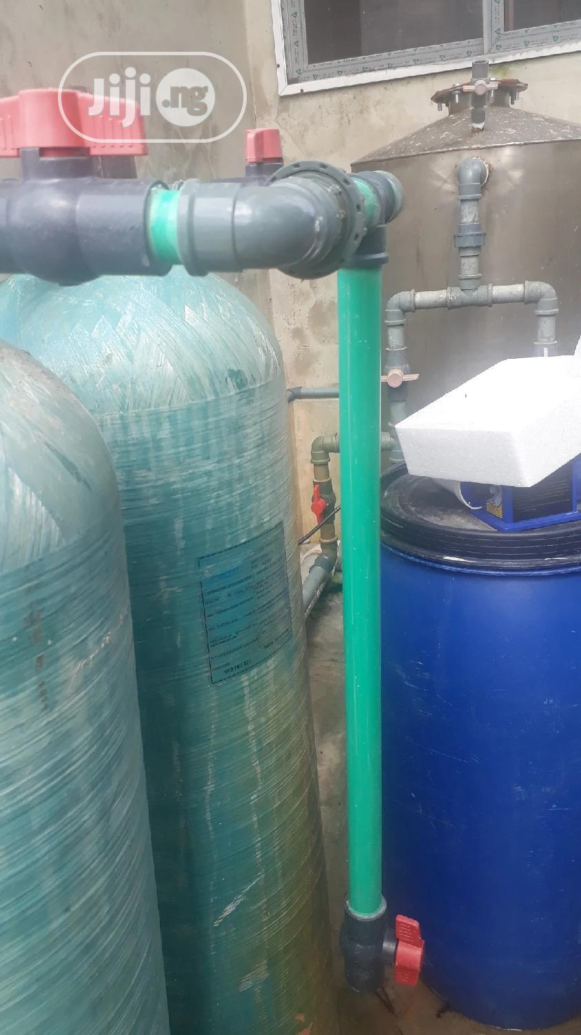 Water Treatment Plant | Manufacturing Equipment for sale in Lekki Phase 1, Lagos State, Nigeria