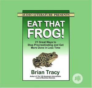 Eat That Frog | CDs & DVDs for sale in Anambra State, Onitsha