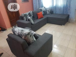 Extrinsic L Shape With Single   Furniture for sale in Lagos State, Gbagada