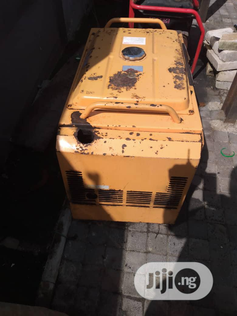 8KVA Soundproof Diesel Generator For Sale | Electrical Equipment for sale in Ajah, Lagos State, Nigeria