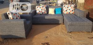 Modern Design L Shape With Single   Furniture for sale in Lagos State, Isolo