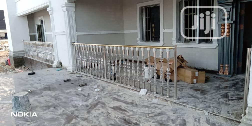 Archive: Stainless Handrail