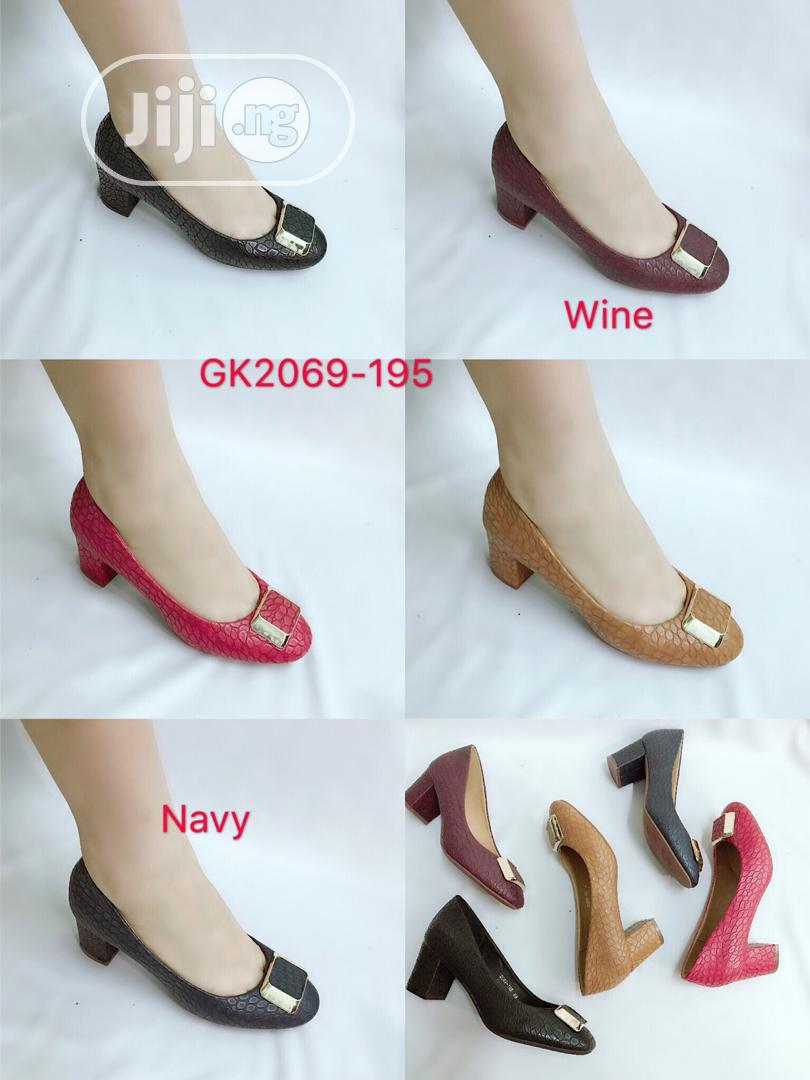 Original Quality and Beautiful Ladies Shoes